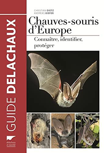 9782603021583: Chauves-souris d'Europe. Connaître, identifier, protéger