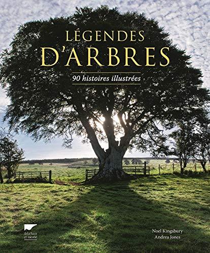 9782603021934: Légendes d'arbres : 90 histoires illustrées