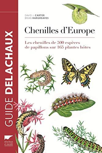 Chenilles d'Europe [nouvelle édition]: Carter, David J.
