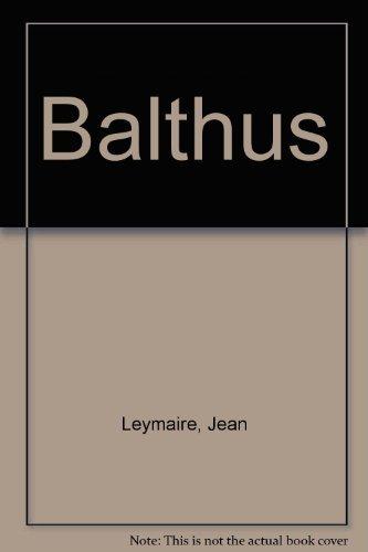 9782605001637: Balthus (Spanish Edition)