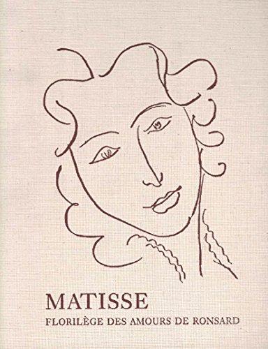 9782605002573: MATISSE. Florilège des Amours de Ronsard