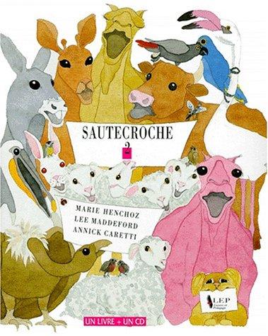 9782606002428: Sautecroche : Tome 2 (1CD audio)