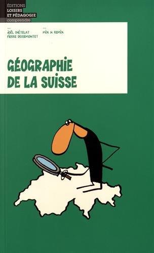9782606013288: geographie de la suisse