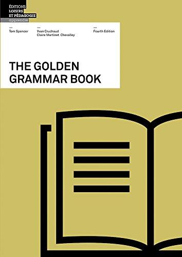 9782606015329: Golden Grammar Book Fourth Édition - Cefr Compatible