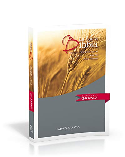 9782608368010: La Sacra Bibbia. Nuovo Testamento, salmi, proverbi