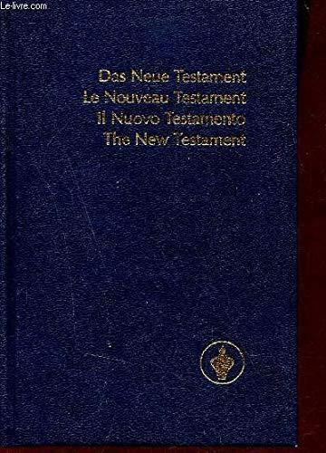 Das Neue Testament; Le Nouveau Testament; Il: n/a