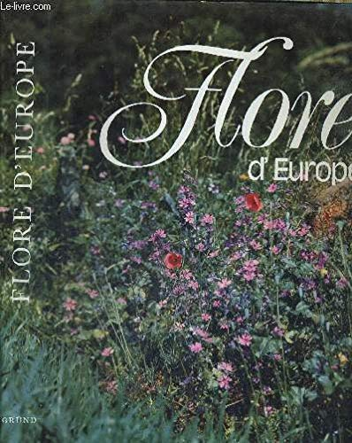 9782700001143: Flore d'Europe