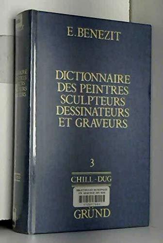 Dictionnaire critique et documentaire des peintres, sculpteurs,: Benezit