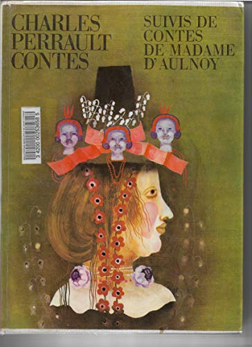 9782700002560: Contes, Suivis De Madame D'Auloy, Illutrations De L'École Tchèque
