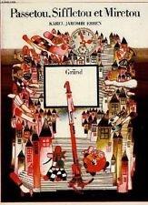 Passetou, Siffletou et Miretou [Dec 07, 1989]: Karel JaromÃr Erben