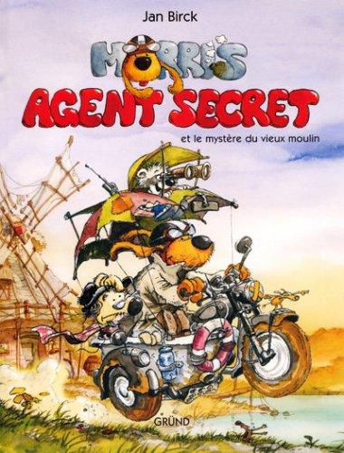 9782700010893: Morris Agent Secret