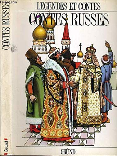 Contes Russes. Illustrée par Vladimir Brehovszky. Contient: BREHOVSZKY VLADIMIR