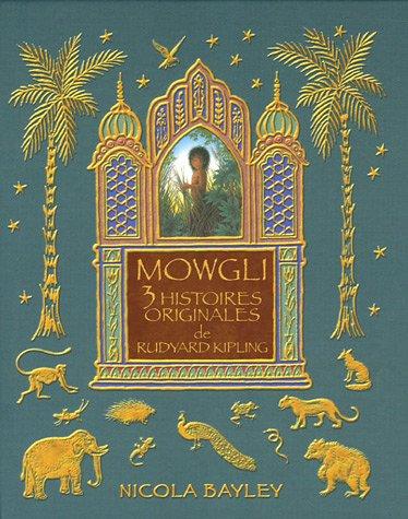 9782700012514: Mowgli : 3 histoires originales