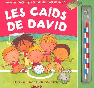 9782700012989: Les ca�ds de David ; Les as de Zini