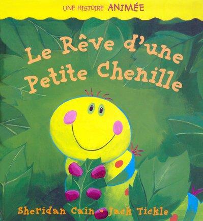 9782700013566: Le Rêve d'une Petite Chenille