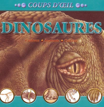 9782700013825: Dinosaures