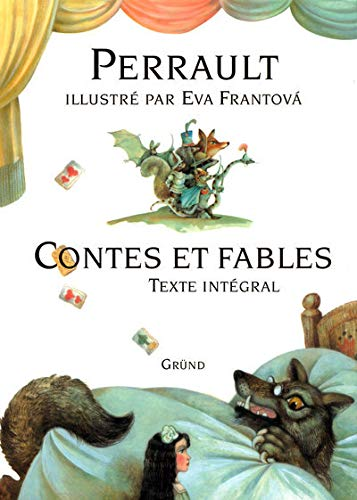 Contes et fables: Perrault, Charles and