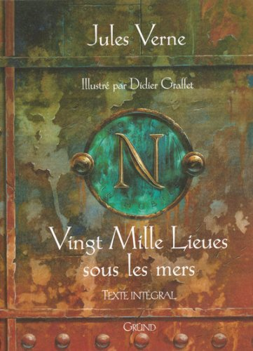 9782700014303: 20 000 Lieues sous les mers (French Edition)