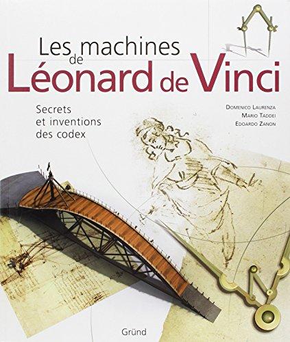 9782700014525: Les machines de Léonard de vinci (Histoire de ...)