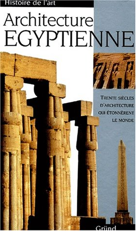 9782700016116: Architecture Egyptienne