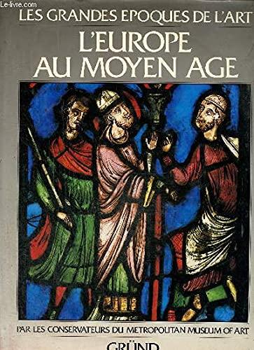 9782700020564: L'Europe au Moyen âge