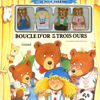 9782700022148: Boucle d'or et les trois ours