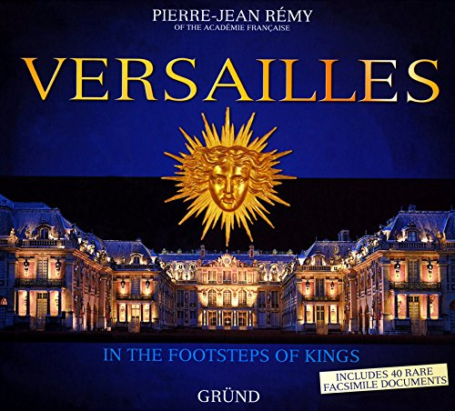 Cofret Versailles - Anglais - In the Footsteps of Kings: Remy, Pierre-Jean