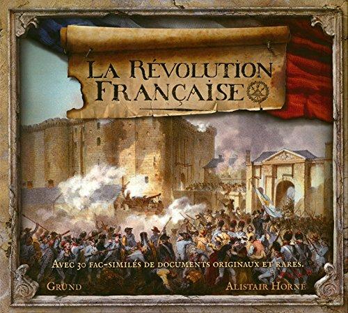 9782700024746: La Révolution française