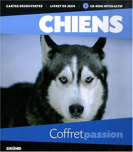 9782700026276: Coffret passion Chiens (French Edition)