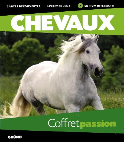 9782700026290: Coffret passion Chevaux (French Edition)