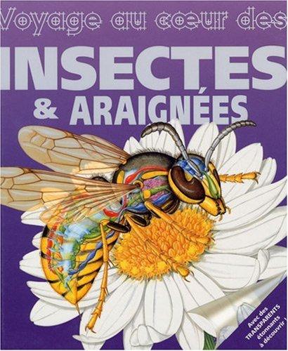 9782700026610: Voyage au coeur des insectes et araignées (French Edition)