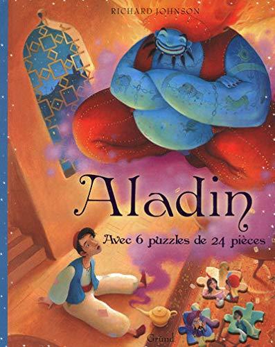 9782700027136: Aladin : Avec 6 puzzles de 24 pièces