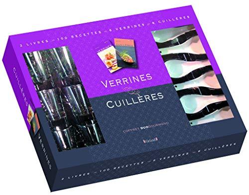 Coffret Verrines Cuilleres         Fl (French Edition): Frédéric Berqué