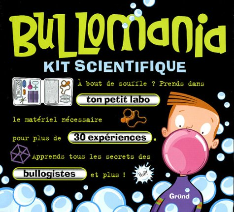 9782700027815: Bullomania : Kit scientifique