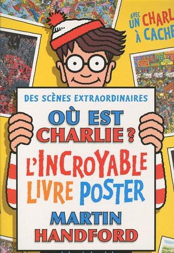 9782700028362 Ou Est Charlie L Incroyable Livre Poster