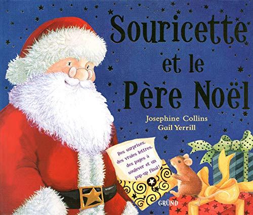 9782700028980: Souricette et le Père Noël
