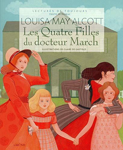 9782700029567: Les Quatre Filles du docteur March (Lectures de toujours)