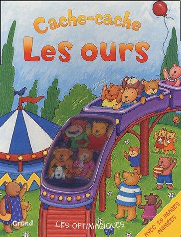 9782700037173: Cache-cache Les ours