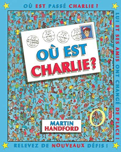 Où est Charlie ?: Handford, Martin
