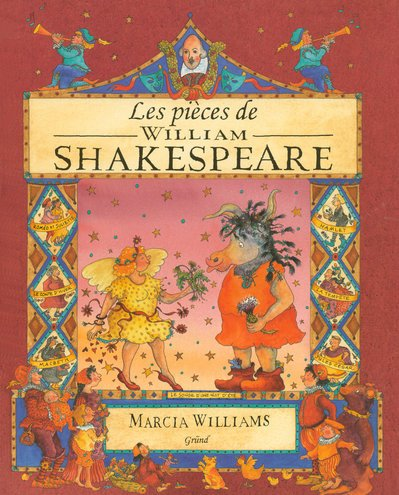 9782700045185: Les pièces de William Shakespeare