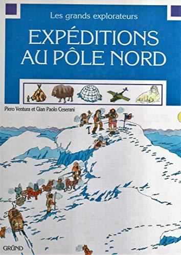 Expeditions au pôle nord: VENTURA (Piero), CESERANI