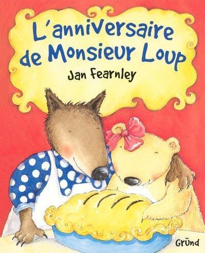 9782700048490: L'anniversaire de Monsieur Loup