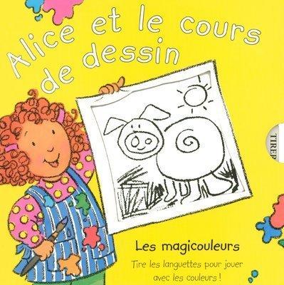 9782700048759: Alice et le cours de dessin
