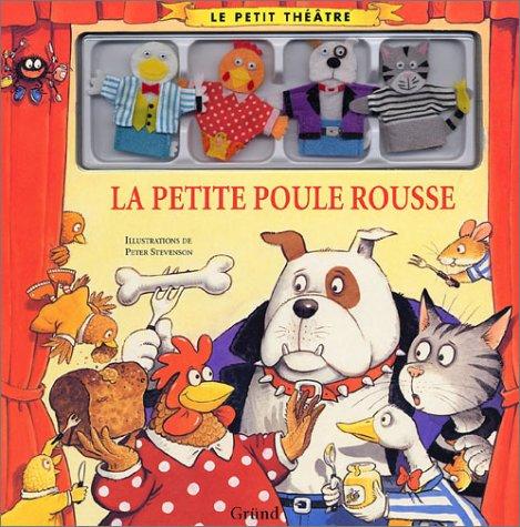 9782700049718: La Petite Poule rousse (livre animé)