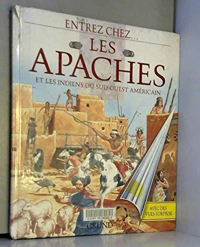 9782700050707: Apaches Les