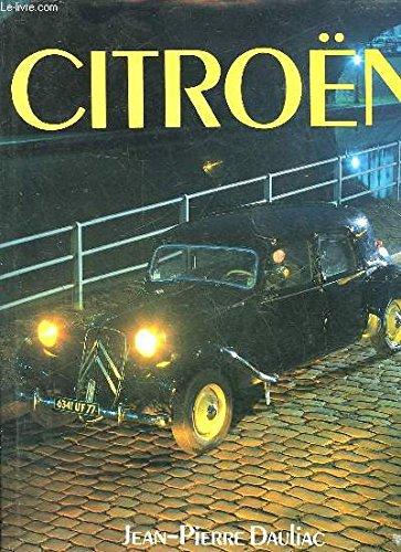 9782700051803: Citroën (Les grandes marques)