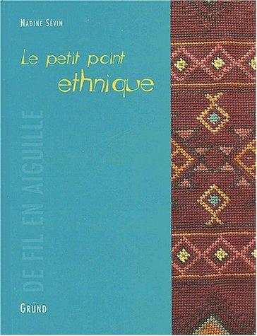 9782700055719: Le petit point ethnique