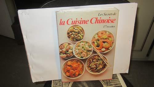 9782700070033: Les secrets de la cuisine chinoise : 177 recettes