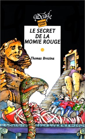 9782700224115: Les K : Le secret de la momie rouge