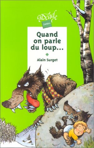 9782700225235: Quand on parle du loup (Cascade contes)